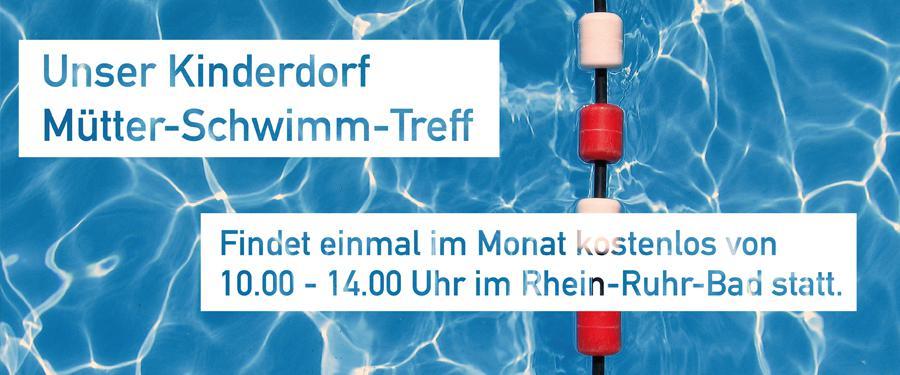 Mütter-Schwimm-Treff